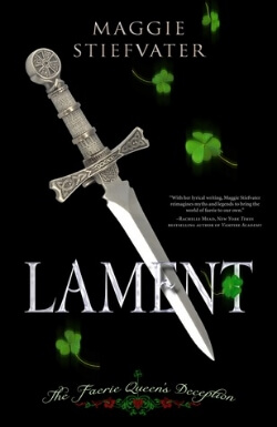 A Year Ago Today, I Read: Lament by Maggie Stiefvater
