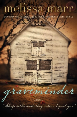 Review: Graveminder by Melissa Marr