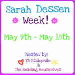 Winners of the Sarah Dessen Week Giveaways!