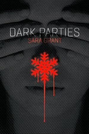 Giveaway! ARC of Dark Parties by Sara Grant