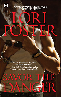 Review: Savor the Danger by Lori Foster