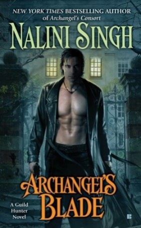 Review: Archangel's Blade by Nalini Singh