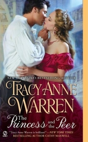 Review: The Princess and the Peer by Tracy Anne Warren