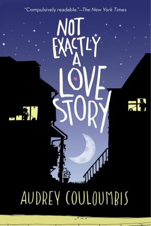 Waiting on Wednesday: Not Exactly a Love Story
