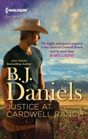 Review: Justice at Cardwell Ranch by B.J. Daniels
