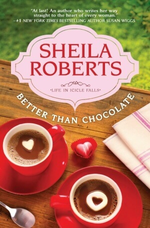 Review: Better Than Chocolate by Sheila Roberts