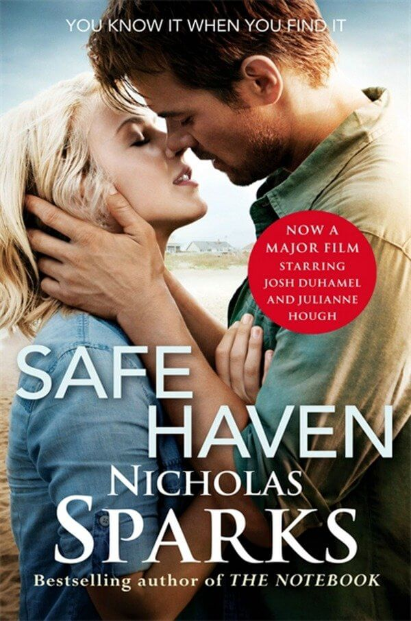 Safe Haven by Nicholas Sparks Gone with the Words Review