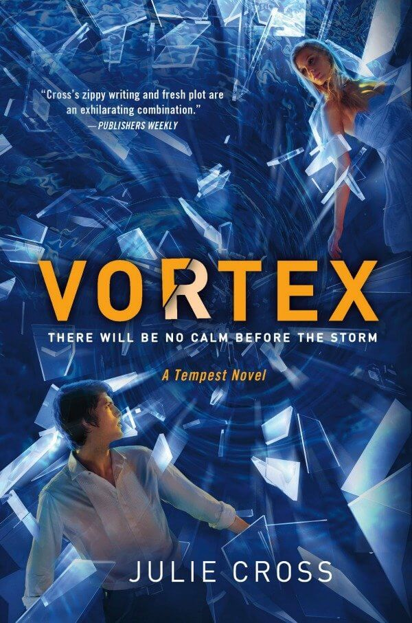Vortex (Tempest #2) by Julie Cross Gone with the Words Review
