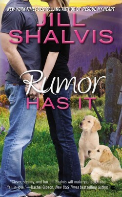 Blog Tour – Review: Rumor Has It by Jill Shalvis + Q&A