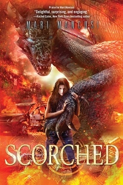 Review: Scorched by Mari Mancusi