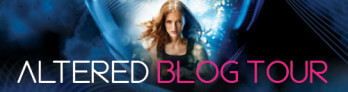 Blog Tour: Altered by Gennifer Albin - Deleted Scene + Giveaway!
