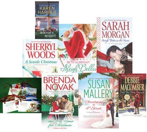 harlequin holiday giveaway 2013