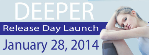 Release Day Launch: Deeper by Robin York + Giveaway!