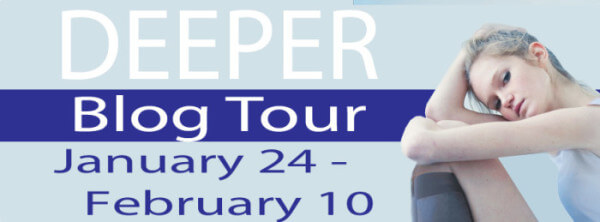 Review: Deeper by Robin York - Blog Tour + Giveaway!