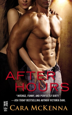Review: After Hours by Cara McKenna
