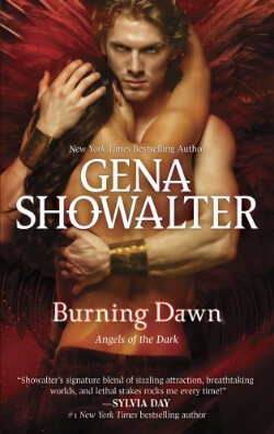 Burning Dawn by Gena Showalter – Prize Pack Giveaway!