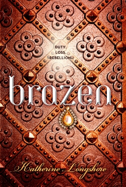 Review: Brazen by Katherine Longshore – Blog Tour + Giveaway!