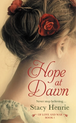 Hope at Dawn by Stacy Henrie – Her Top 5 War Movies + Giveaway!