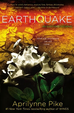 Review: Earthquake by Aprilynne Pike – Blog Tour
