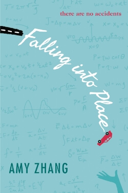 A Day In The Life of Amy Zhang, author of Falling Into Place – Blog Tour