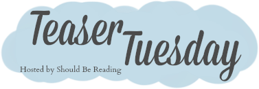 Teaser Tuesday: This Side of the Grave