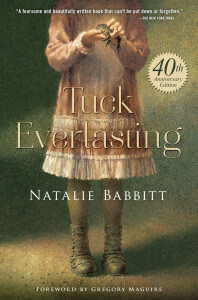 40 Days for 40 Years – Tuck Everlasting Blog Tour + Giveaway!