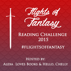 2015 Flights of Fantasy Reading Challenge