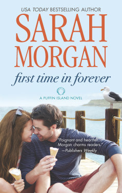 Blog Tour: First Time in Forever by Sarah Morgan – Q&A + Giveaway!