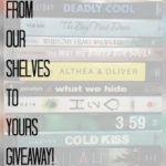 From Our Shelves To Yours Giveaway – May 2015
