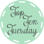 Top Ten Tuesday: Books Which Feature Characters Who Are Musically Inclined