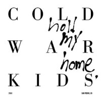 First Cold War Kids