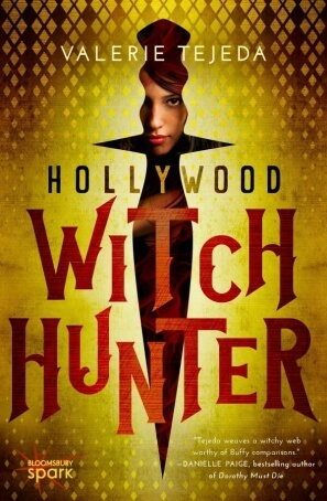 Review: Hollywood Witch Hunter by Valerie Tejeda