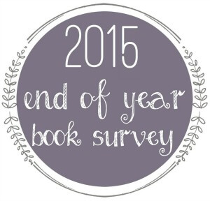 Jess's 2015 End of Year Survey!