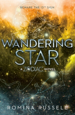 Wandering Star by Romina Russell | Blog Tour