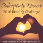 Contemporary Romance Challenge: August Link-Up
