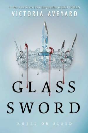 Review: Glass Sword by Victoria Aveyard