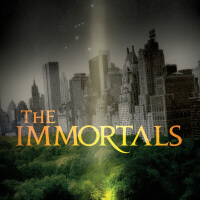 The Immortals by Jordanna Max Brodsky