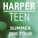 Lies I Live By by Lauren Sabel | Harper Summer 2016 Tour + Giveaways!