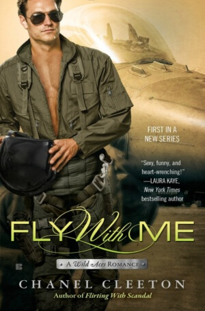Fly With Me (Wild Aces #1) by Chanel Cleeton Gone with the Words Review