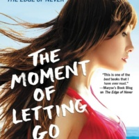 The Moment of Letting Go by J.A. Redmerski Review Gone with the Words