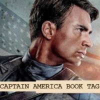 The Captain America Book Tag Gone with the Words