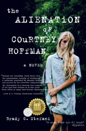 The Alienation of Courtney Hoffman by Brady Stefani Gone with the Words Review
